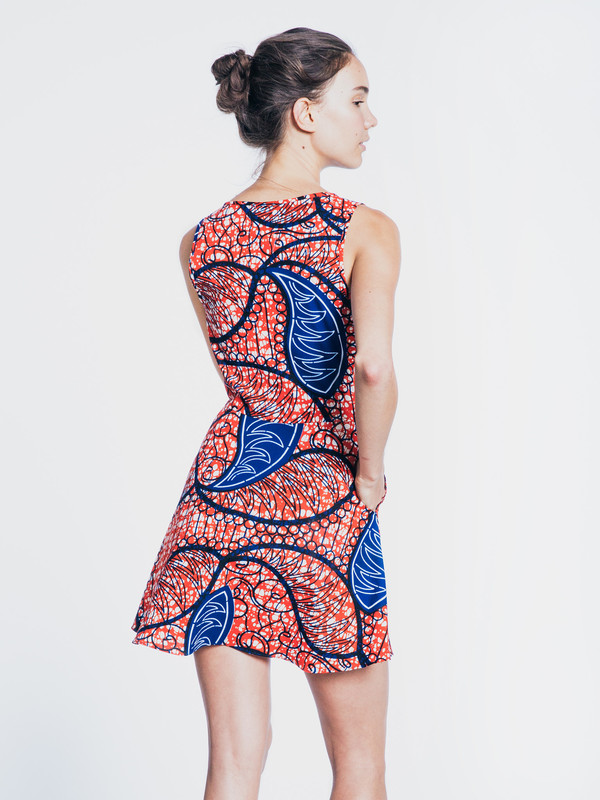 Royal Native HIGH TIDE DRESS