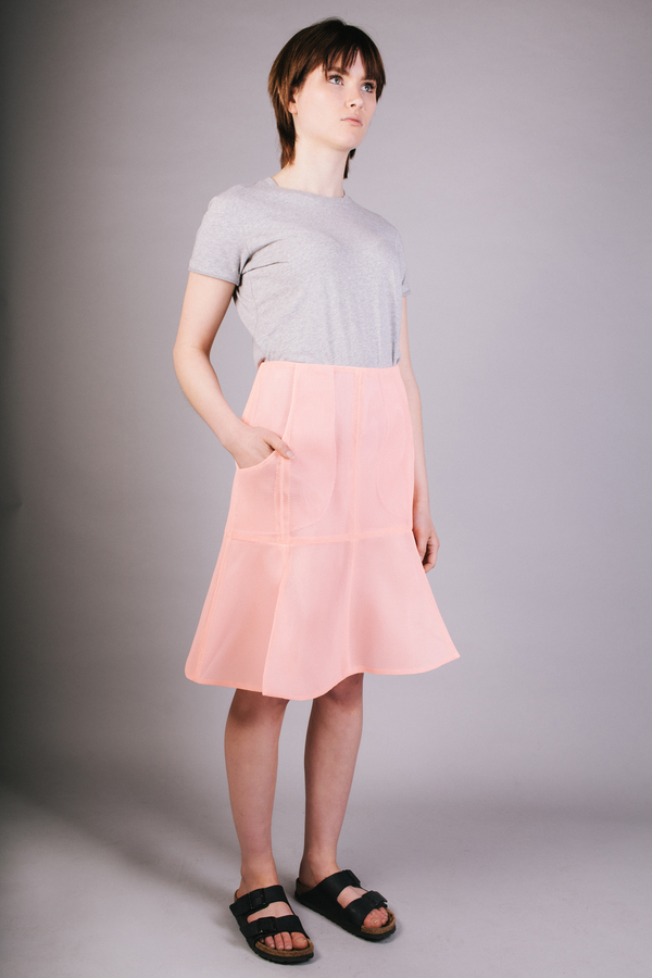 Livia Arena Split Spacer Skirt