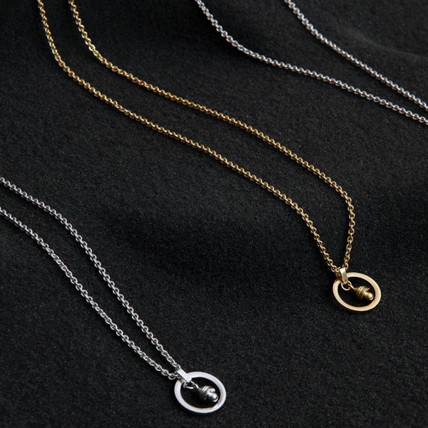 Alynne Lavigne Annular Necklace