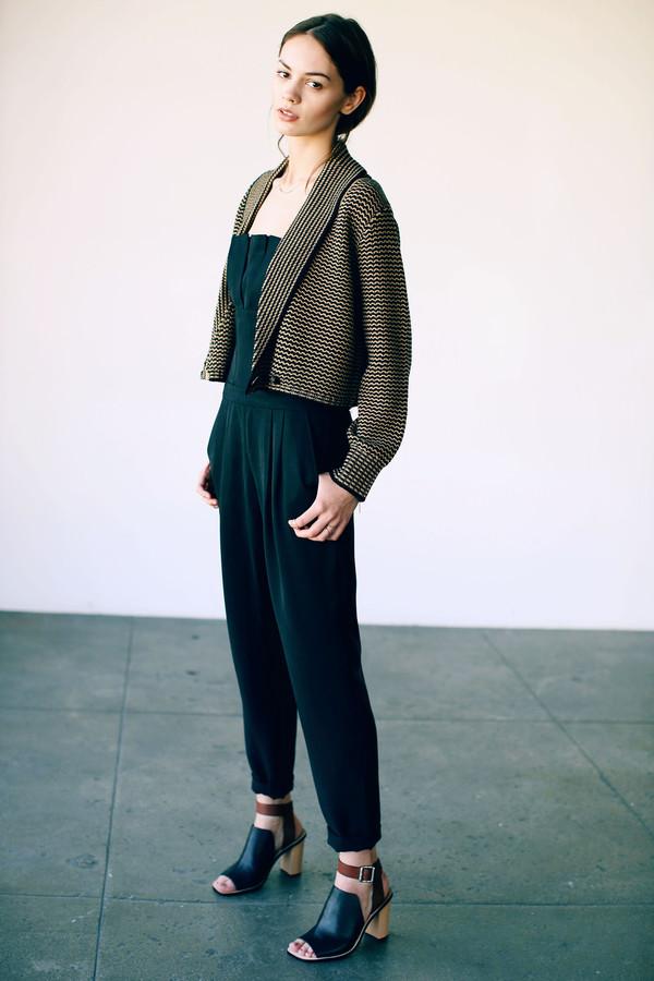 Cosette Breanna Strapless Jumpsuit