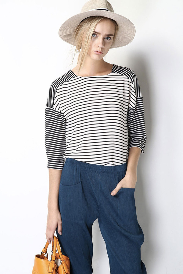 Few Moda Different Stripes Top