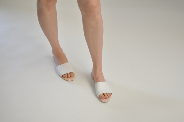 "The Palatines ""caelum"" slide sandal 