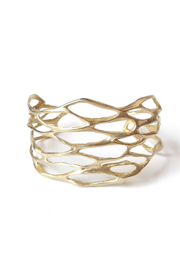 Renee Frances Jewelry Net Cuff