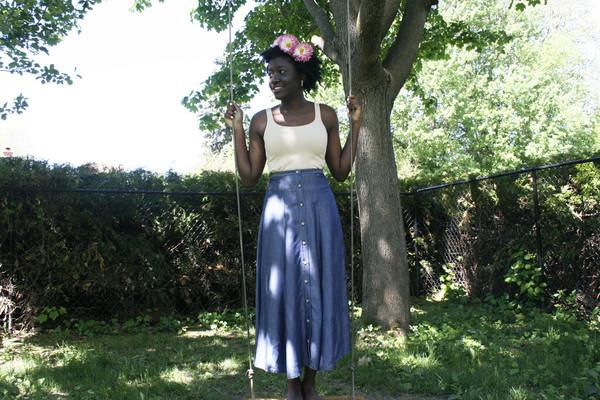 Betina Lou Daisy Skirt