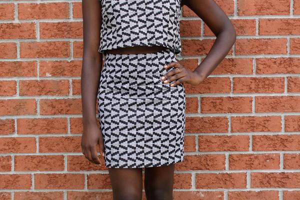 Osei Duro Desine Skirt