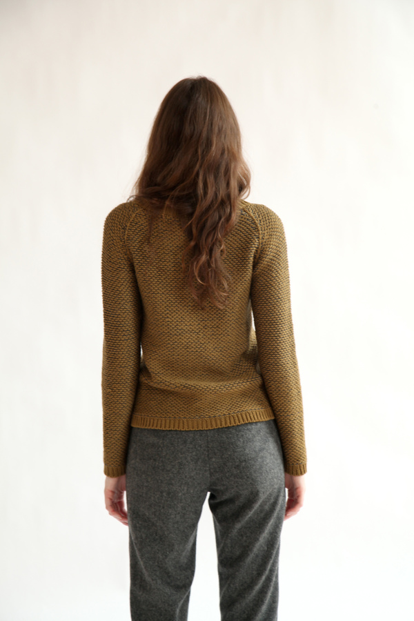 Kordal Emma Sweater | Citron