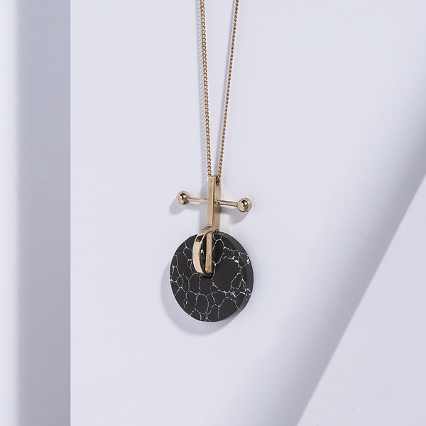 Metalepsis Projects Interlock Necklace