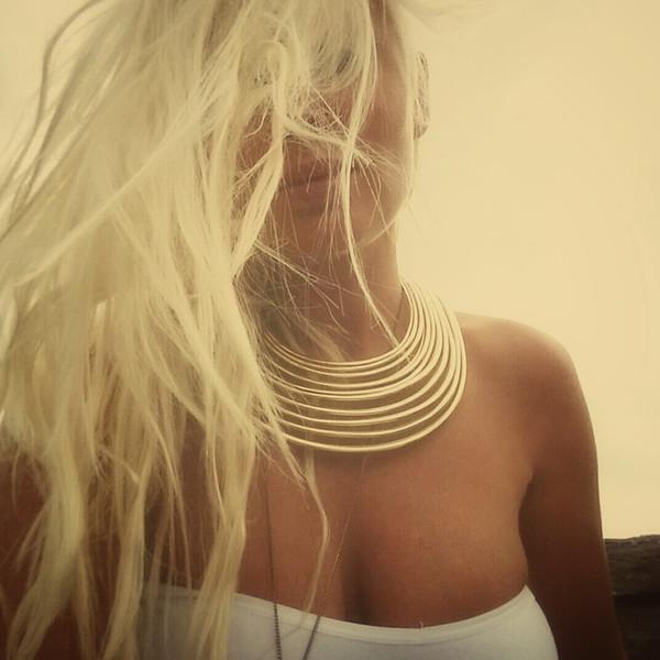 BISJOUX Cleo Collar Necklace