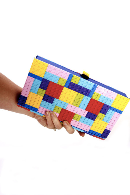 Chick Lit Designs LEGO Clutch