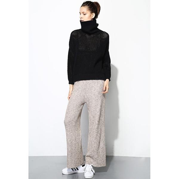 Turtleneck Oversized Knit Sweater