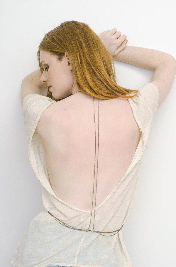 Geography 541 Marfa Body Chain