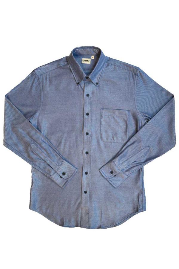 Men's United Stock Dry Goods Twill Flan Shirt