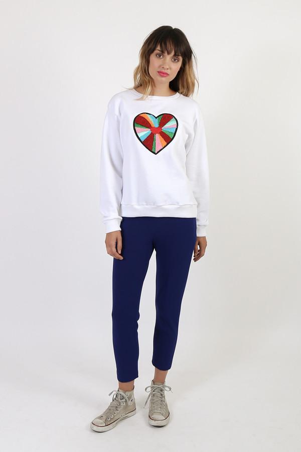 LF Markey Heart Sweatshirt