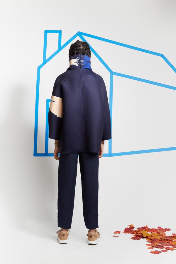 SCAPES NY Custom Print Pullover