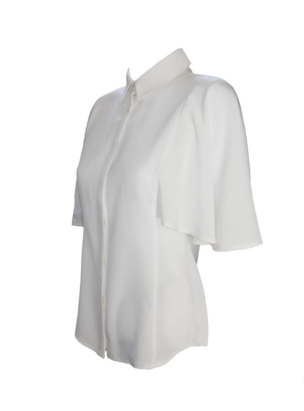 Cosette Meryl Cape Sleeve Blouse