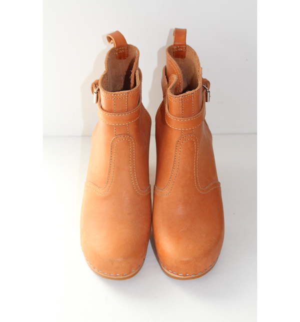 Sweedish Hasbeen Leather Booties