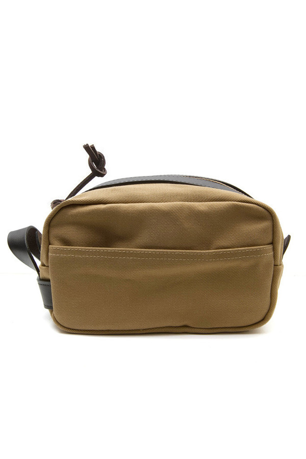 Filson Travel Kit Dark Tan