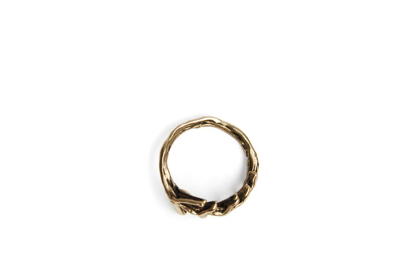Mercurial NYC Pisces Ring