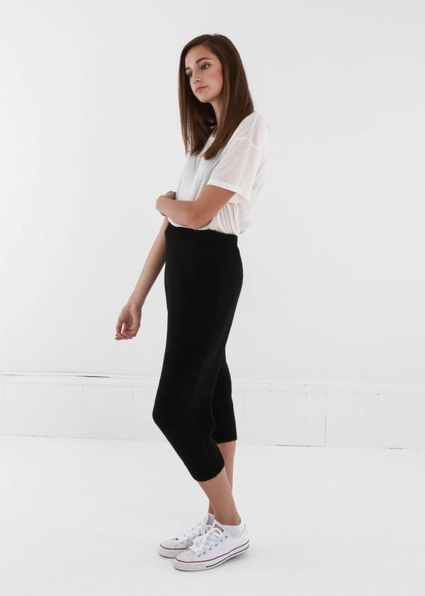 Baserange Black Gerda Trousers