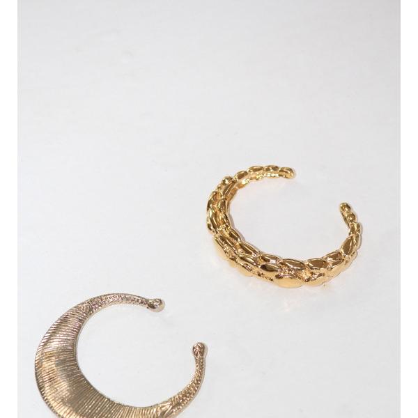 Kathryn Bentley Gold Cuffs