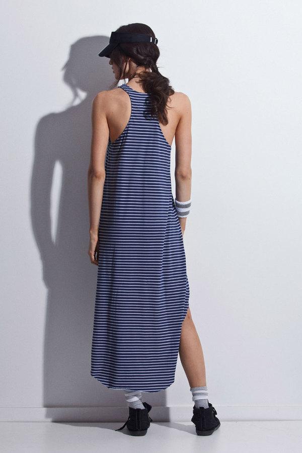 First Base Stripe Dress