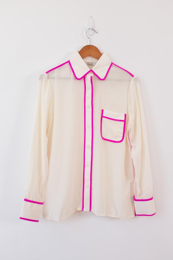 Tucker Combo Shirt