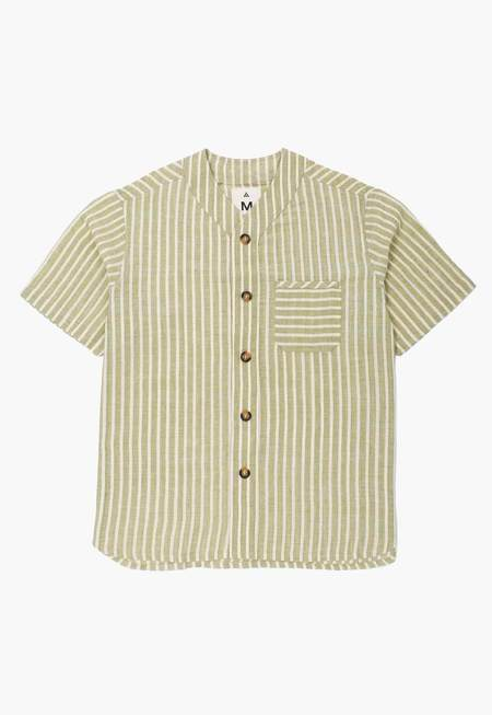 Deshal Rajshahi Baseball Button-down