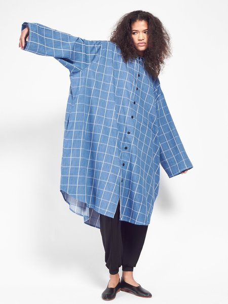 Unisex 69 Big Button Up Shirt