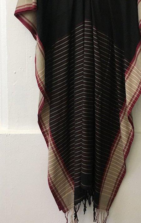 Two Black Stripe Caftan
