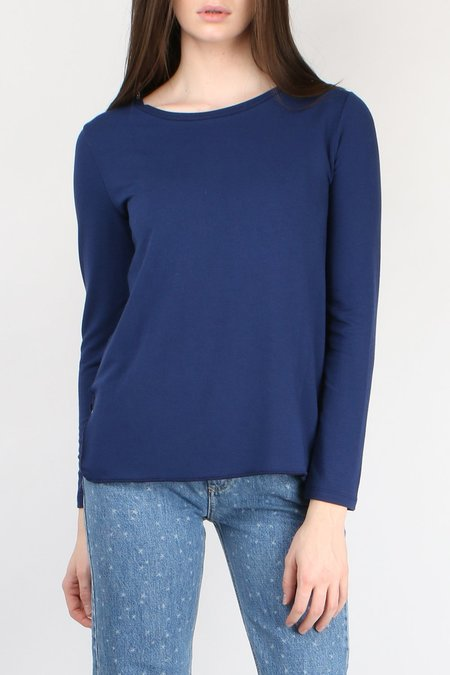 Majestic Filatures French Terry L/S Crew Neck
