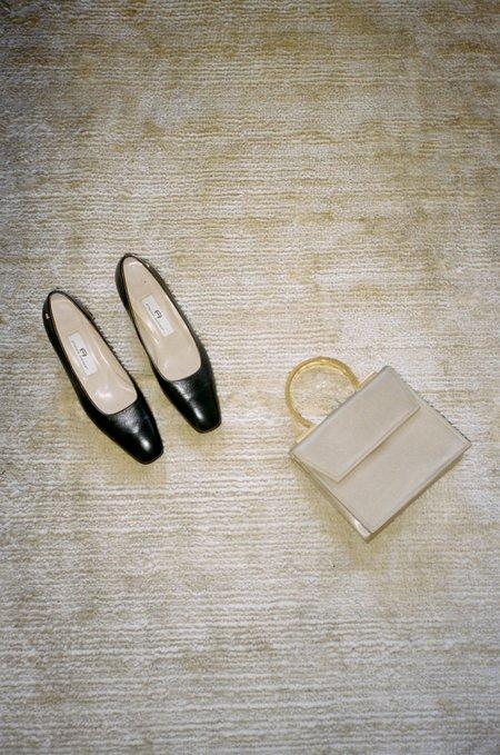 Vincetta Vintage 1980s Navy Etienne Aigner Leather Shoes