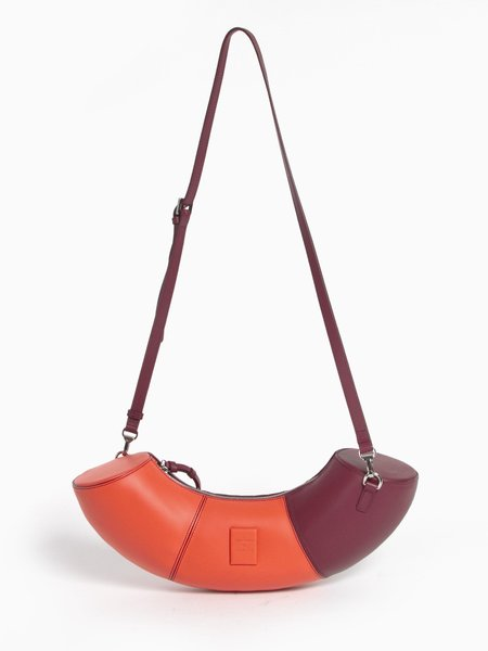 Henrik Vibskov x Couronne Tube Bag - Red