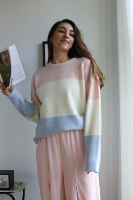 Designers Remix Percy Sweater