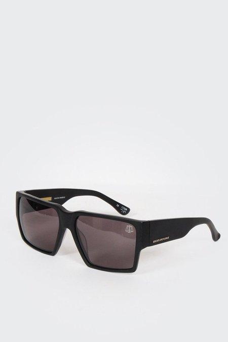 CoLab Highs & Lows Biggie Sunglasses - Matte black