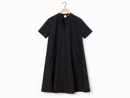 Aspesi Circle Dress - Black