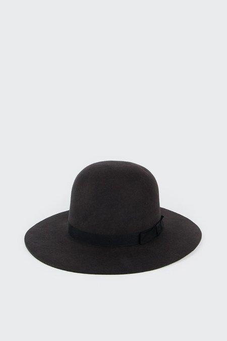 Brixton Colton Hat - Washed Black