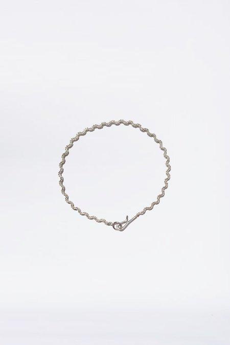 Samma Wavy Chain Bracelet