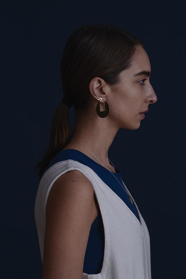 Seaworthy Amor Post Earrings - Silver