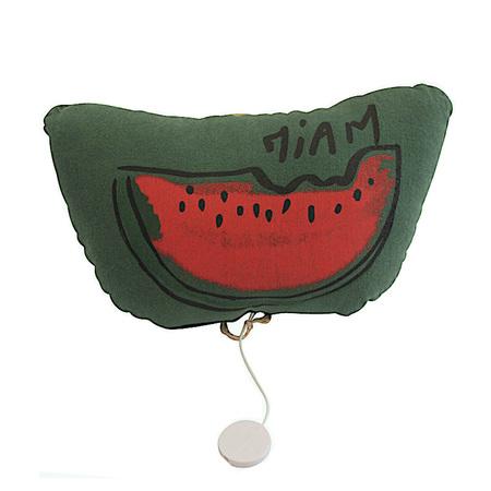Kid's Annabel Kern Watermelon Musical Cushion