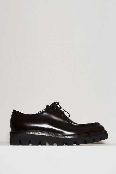 Erkn Leather Chukka Boot - Brown
