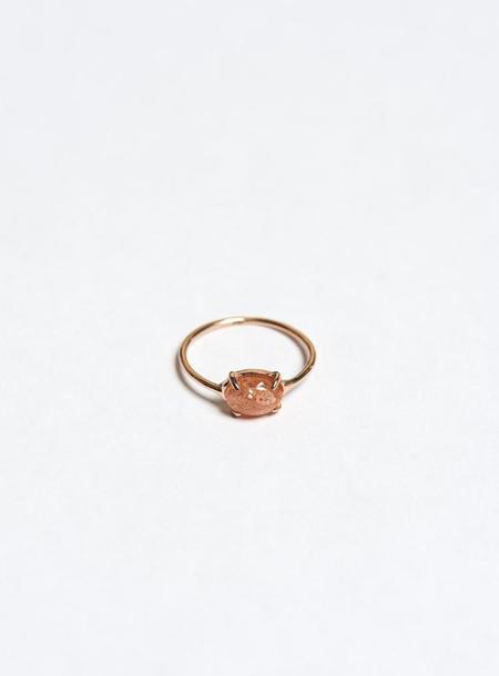 Olivia Kane Sunstone Classic Ring