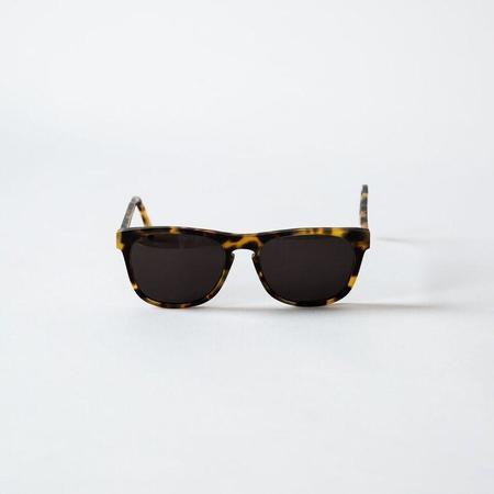 Capital Eyewear Forrest Tortoise Sunglasses