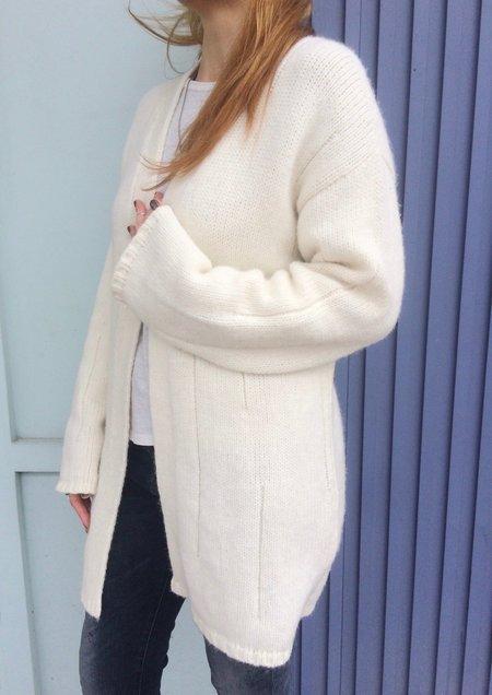 Iyala Cardigan in Cream