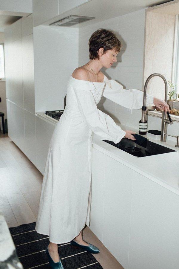 Style Mafia Rimac Dress - White