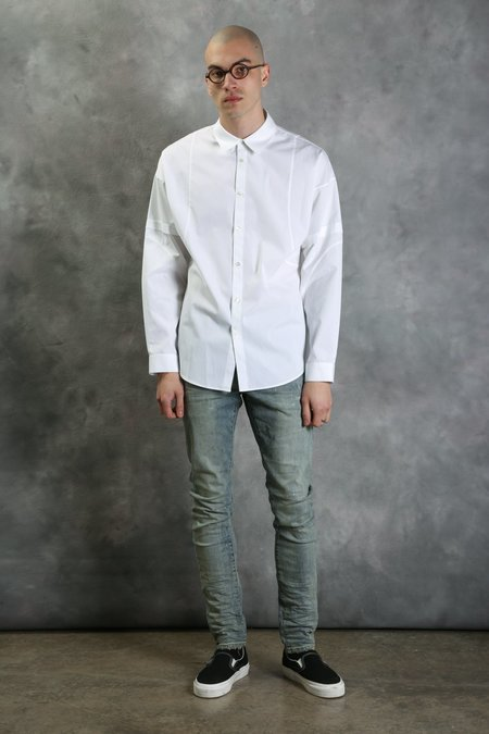 Helmut Lang Distorted Arm L/S Shirt