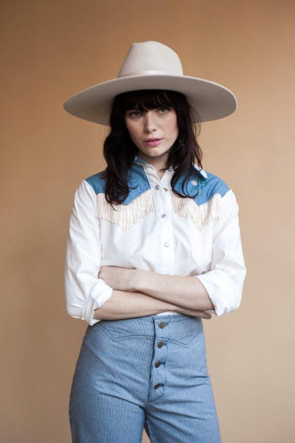 Lykke Wullf Cowboy Shirt (Pre-Order)