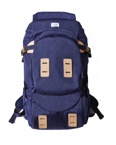 F/CE Big Travel Backpack - Navy