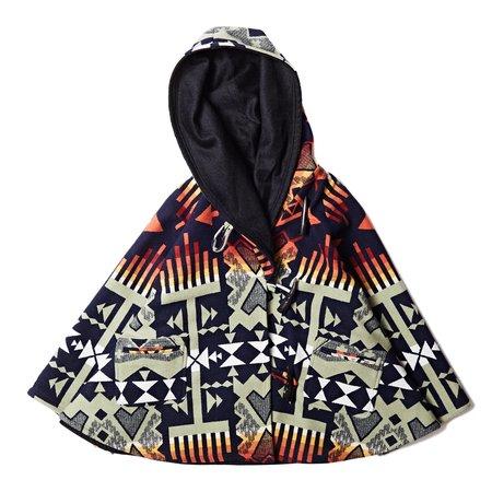 Lindsey Thornburg Trench Cloak - Arrow Revival