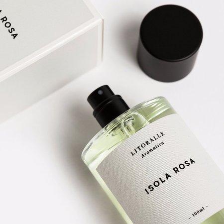 Capsule Parfums Litoralle Aromatica Perfume - Isola Rosa