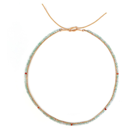 Orly Genger by Jaclyn Mayer Claus Necklace